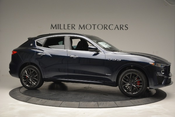 New 2019 Maserati Levante Q4 GranSport for sale Sold at Aston Martin of Greenwich in Greenwich CT 06830 14