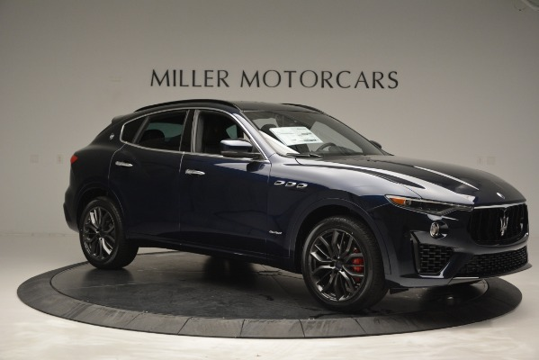 New 2019 Maserati Levante Q4 GranSport for sale Sold at Aston Martin of Greenwich in Greenwich CT 06830 15