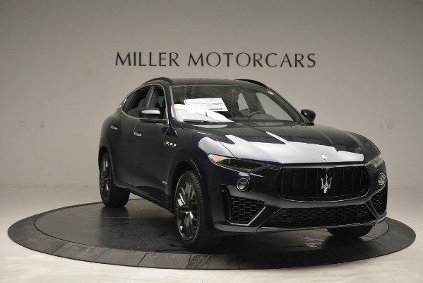New 2019 Maserati Levante Q4 GranSport for sale Sold at Aston Martin of Greenwich in Greenwich CT 06830 16