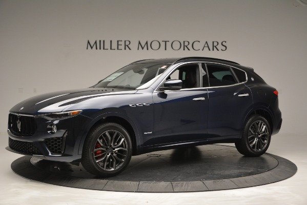 New 2019 Maserati Levante Q4 GranSport for sale Sold at Aston Martin of Greenwich in Greenwich CT 06830 2