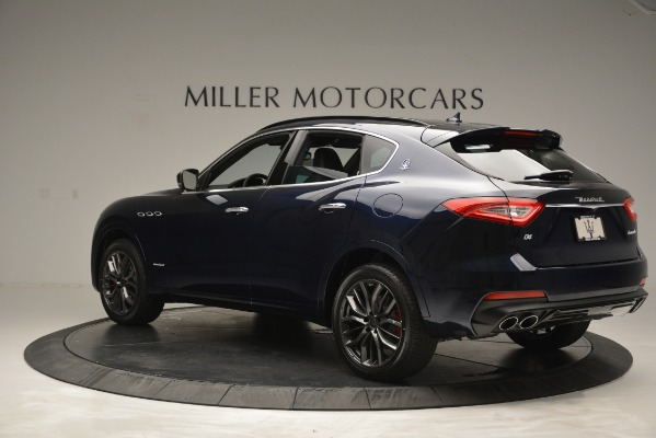 New 2019 Maserati Levante Q4 GranSport for sale Sold at Aston Martin of Greenwich in Greenwich CT 06830 7