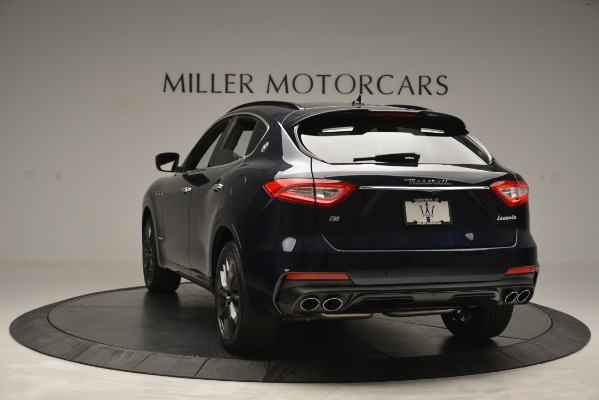 New 2019 Maserati Levante Q4 GranSport for sale Sold at Aston Martin of Greenwich in Greenwich CT 06830 8