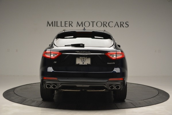 New 2019 Maserati Levante Q4 GranSport for sale Sold at Aston Martin of Greenwich in Greenwich CT 06830 9