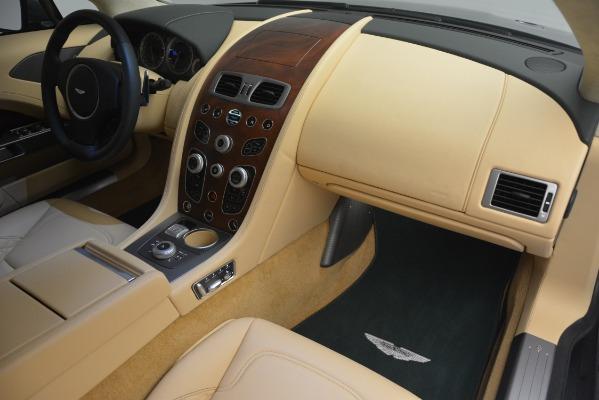 Used 2017 Aston Martin Rapide S Sedan for sale Sold at Aston Martin of Greenwich in Greenwich CT 06830 21