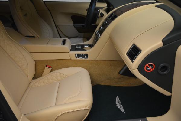 Used 2017 Aston Martin Rapide S Sedan for sale Sold at Aston Martin of Greenwich in Greenwich CT 06830 22