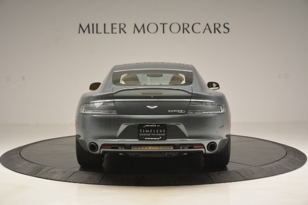 Used 2017 Aston Martin Rapide S Sedan for sale Sold at Aston Martin of Greenwich in Greenwich CT 06830 6