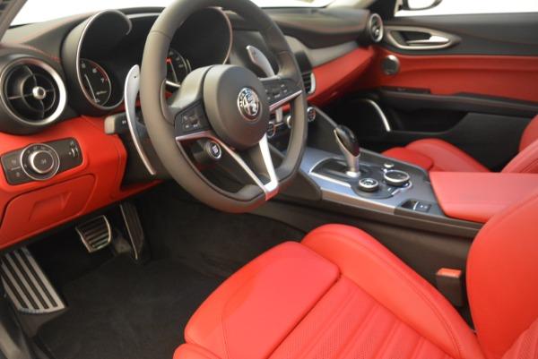 New 2019 Alfa Romeo Giulia Ti Sport Q4 for sale Sold at Aston Martin of Greenwich in Greenwich CT 06830 13