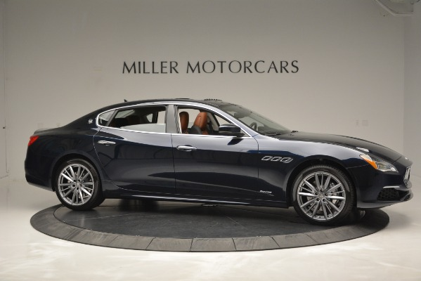 New 2019 Maserati Quattroporte S Q4 GranLusso Edizione Nobile for sale Sold at Aston Martin of Greenwich in Greenwich CT 06830 15