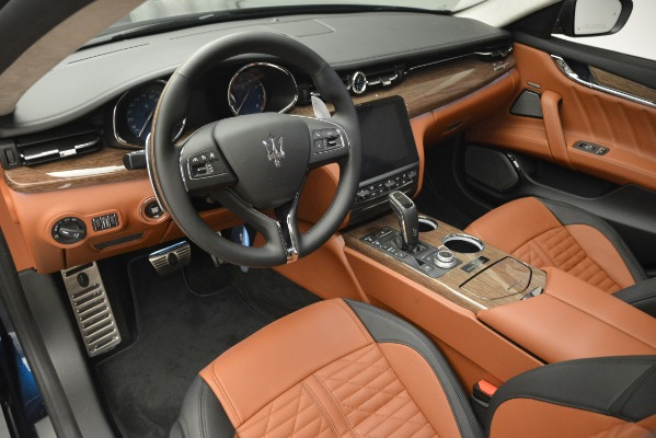 New 2019 Maserati Quattroporte S Q4 GranLusso Edizione Nobile for sale Sold at Aston Martin of Greenwich in Greenwich CT 06830 20