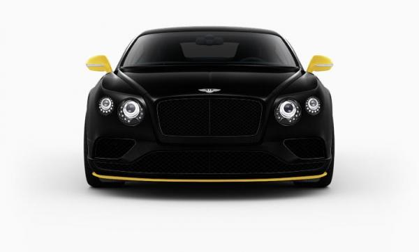 New 2017 Bentley Continental GT Speed Black Edition for sale Sold at Aston Martin of Greenwich in Greenwich CT 06830 2