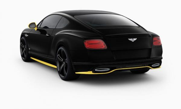 New 2017 Bentley Continental GT Speed Black Edition for sale Sold at Aston Martin of Greenwich in Greenwich CT 06830 4