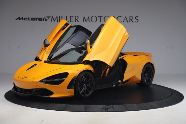 Used 2019 McLaren 720S Performance for sale Sold at Aston Martin of Greenwich in Greenwich CT 06830 10