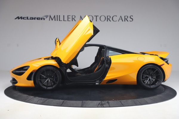 New 2019 McLaren 720S Coupe for sale Sold at Aston Martin of Greenwich in Greenwich CT 06830 11