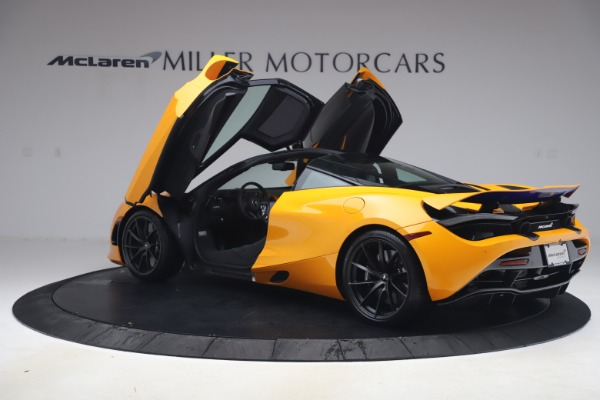 Used 2019 McLaren 720S Performance for sale Sold at Aston Martin of Greenwich in Greenwich CT 06830 12