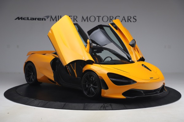 New 2019 McLaren 720S Coupe for sale Sold at Aston Martin of Greenwich in Greenwich CT 06830 16