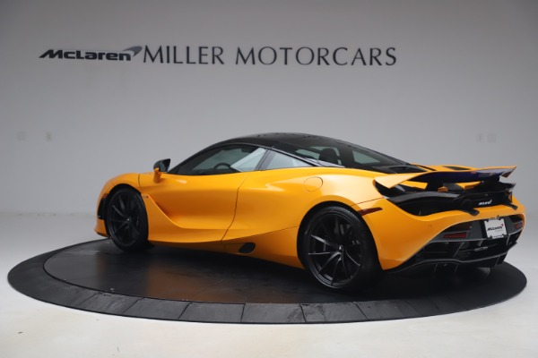 Used 2019 McLaren 720S Performance for sale Sold at Aston Martin of Greenwich in Greenwich CT 06830 3