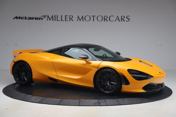 New 2019 McLaren 720S Coupe for sale Sold at Aston Martin of Greenwich in Greenwich CT 06830 7