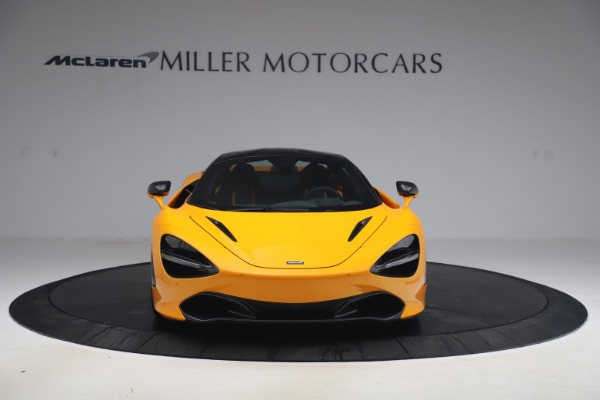 New 2019 McLaren 720S Coupe for sale Sold at Aston Martin of Greenwich in Greenwich CT 06830 8