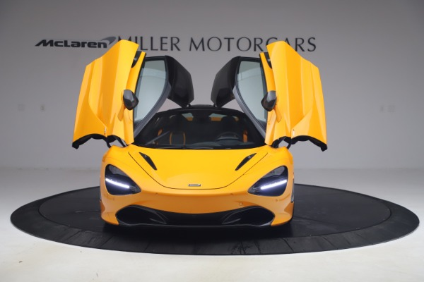 Used 2019 McLaren 720S Performance for sale Sold at Aston Martin of Greenwich in Greenwich CT 06830 9