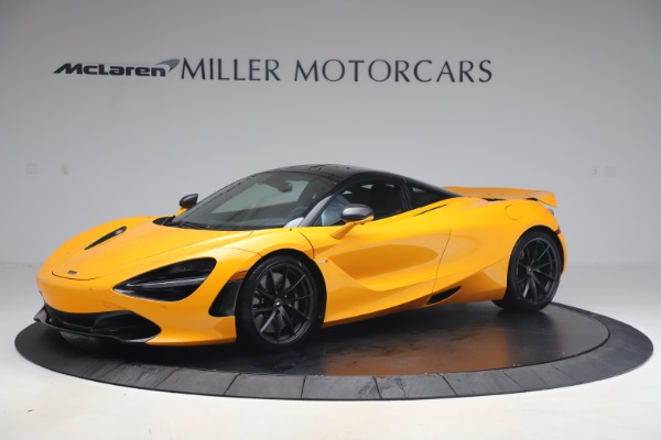 Used 2019 McLaren 720S Performance for sale Sold at Aston Martin of Greenwich in Greenwich CT 06830 1