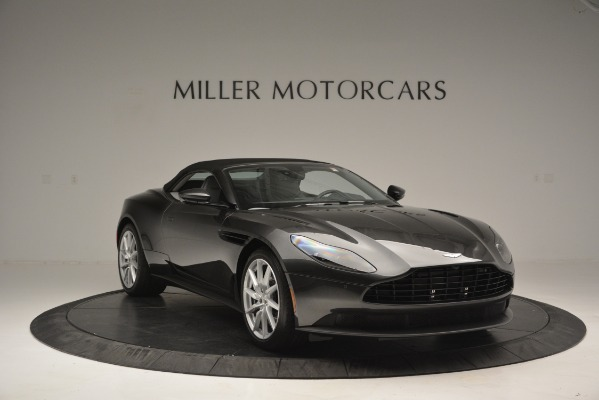 New 2019 Aston Martin DB11 V8 Convertible for sale Sold at Aston Martin of Greenwich in Greenwich CT 06830 18
