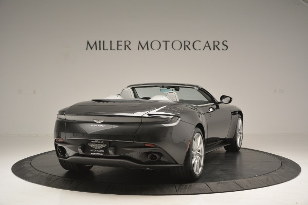 New 2019 Aston Martin DB11 V8 Convertible for sale Sold at Aston Martin of Greenwich in Greenwich CT 06830 7