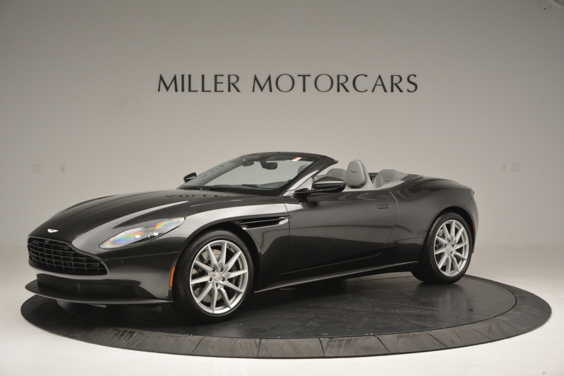 New 2019 Aston Martin DB11 V8 Convertible for sale Sold at Aston Martin of Greenwich in Greenwich CT 06830 1