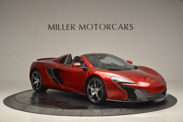 Used 2015 McLaren 650S Spider for sale Sold at Aston Martin of Greenwich in Greenwich CT 06830 10