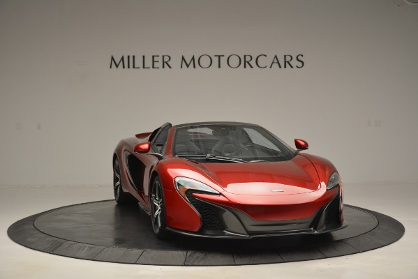 Used 2015 McLaren 650S Spider for sale Sold at Aston Martin of Greenwich in Greenwich CT 06830 11