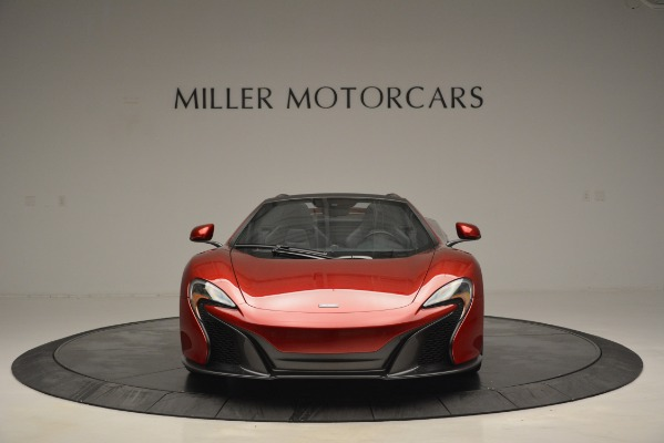 Used 2015 McLaren 650S Spider for sale Sold at Aston Martin of Greenwich in Greenwich CT 06830 12
