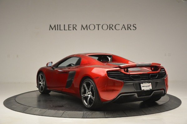 Used 2015 McLaren 650S Spider for sale Sold at Aston Martin of Greenwich in Greenwich CT 06830 16