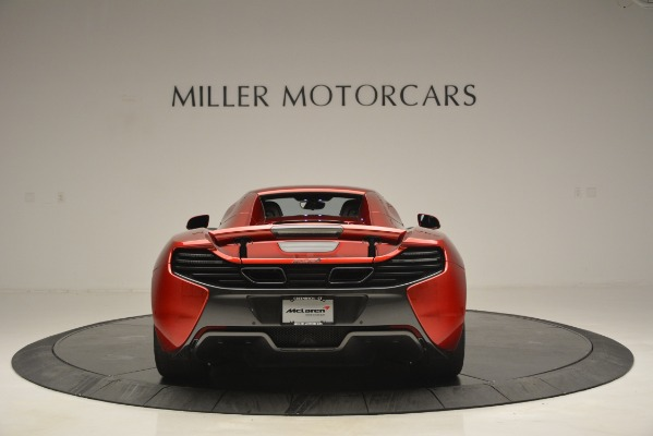 Used 2015 McLaren 650S Spider for sale Sold at Aston Martin of Greenwich in Greenwich CT 06830 17