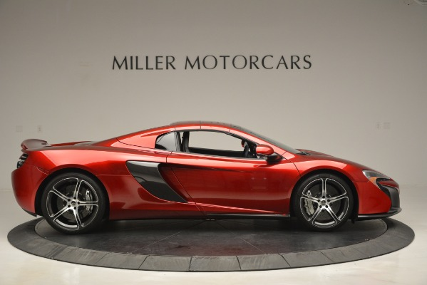 Used 2015 McLaren 650S Spider for sale Sold at Aston Martin of Greenwich in Greenwich CT 06830 19