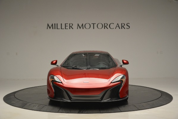 Used 2015 McLaren 650S Spider for sale Sold at Aston Martin of Greenwich in Greenwich CT 06830 21