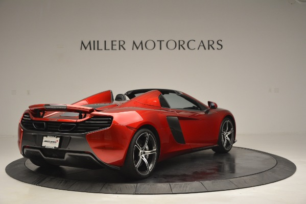 Used 2015 McLaren 650S Spider for sale Sold at Aston Martin of Greenwich in Greenwich CT 06830 7