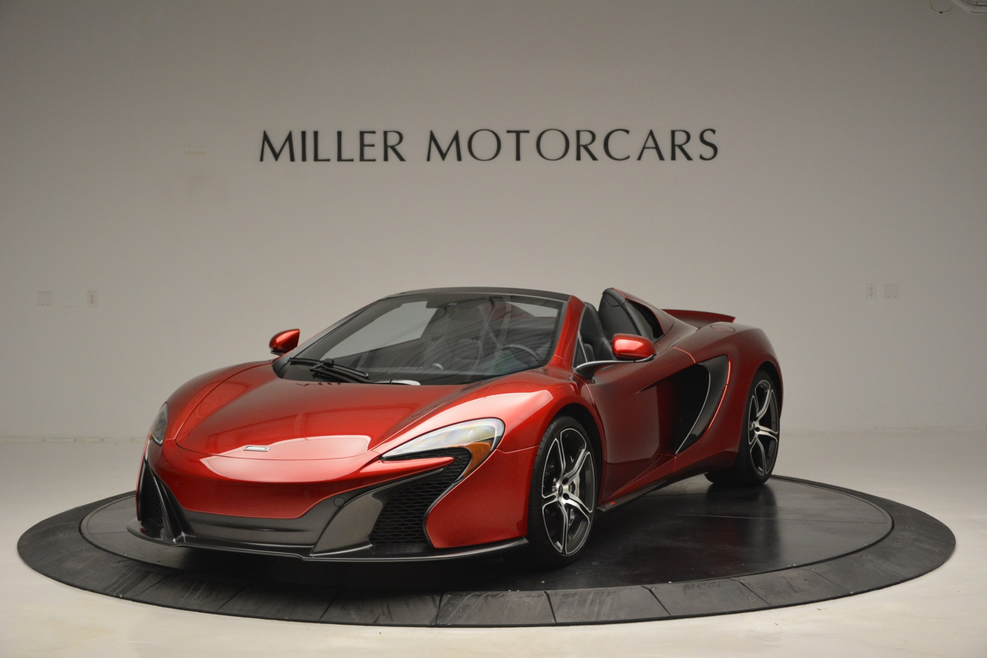 Used 2015 McLaren 650S Spider for sale Sold at Aston Martin of Greenwich in Greenwich CT 06830 1