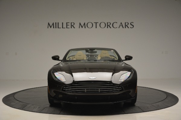 New 2019 Aston Martin DB11 V8 for sale Sold at Aston Martin of Greenwich in Greenwich CT 06830 12