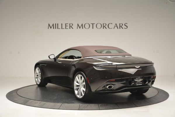 New 2019 Aston Martin DB11 V8 for sale Sold at Aston Martin of Greenwich in Greenwich CT 06830 17