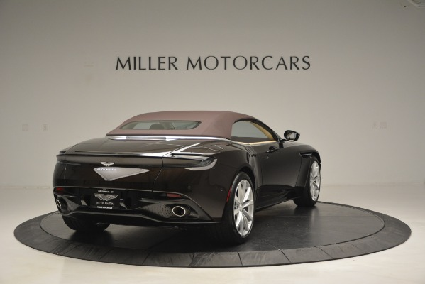 New 2019 Aston Martin DB11 V8 for sale Sold at Aston Martin of Greenwich in Greenwich CT 06830 19