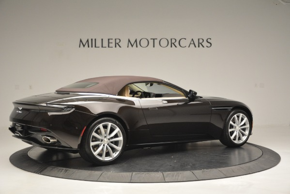New 2019 Aston Martin DB11 V8 for sale Sold at Aston Martin of Greenwich in Greenwich CT 06830 20