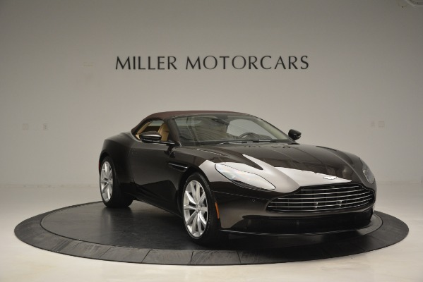 New 2019 Aston Martin DB11 V8 for sale Sold at Aston Martin of Greenwich in Greenwich CT 06830 23