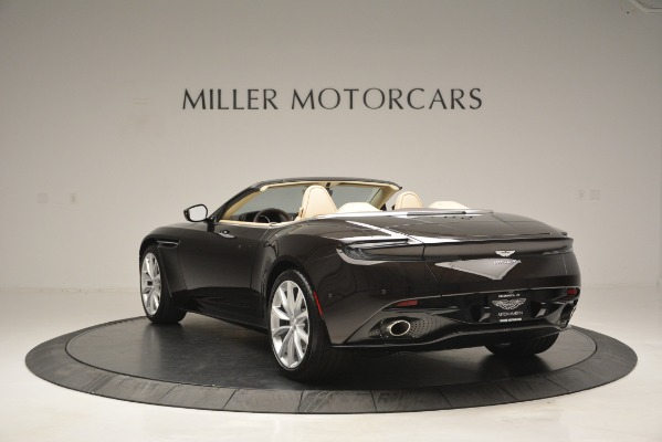 New 2019 Aston Martin DB11 V8 for sale Sold at Aston Martin of Greenwich in Greenwich CT 06830 5