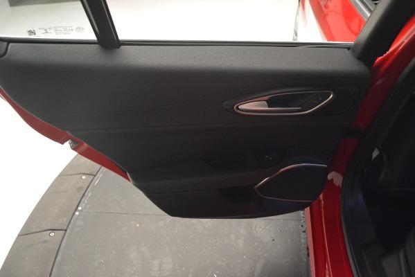 New 2019 Alfa Romeo Giulia Q4 for sale Sold at Aston Martin of Greenwich in Greenwich CT 06830 18