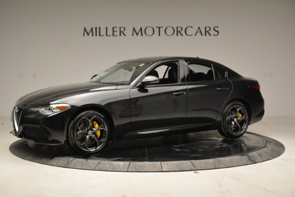 New 2019 Alfa Romeo Giulia Ti Sport Q4 for sale Sold at Aston Martin of Greenwich in Greenwich CT 06830 2