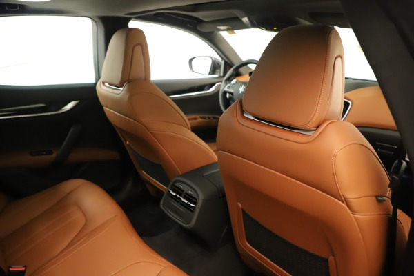 New 2019 Maserati Ghibli S Q4 GranSport for sale Sold at Aston Martin of Greenwich in Greenwich CT 06830 28