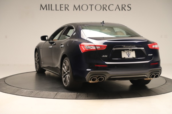 New 2019 Maserati Ghibli S Q4 GranSport for sale Sold at Aston Martin of Greenwich in Greenwich CT 06830 5