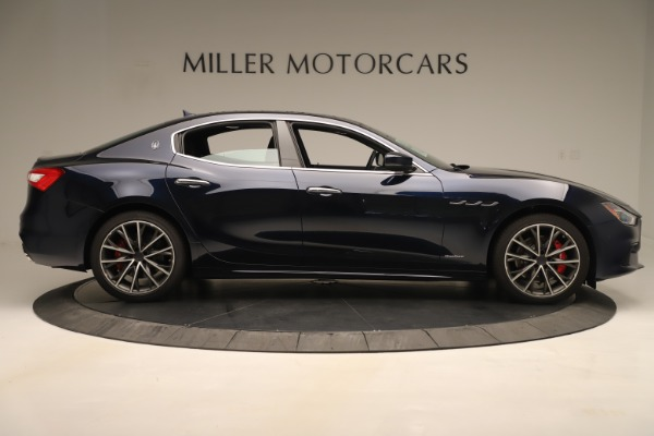 New 2019 Maserati Ghibli S Q4 GranSport for sale Sold at Aston Martin of Greenwich in Greenwich CT 06830 9