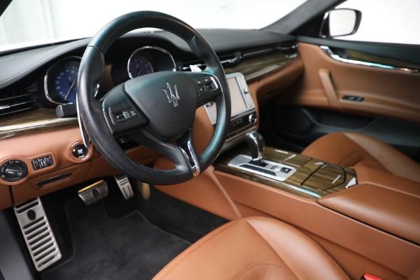 Used 2015 Maserati Quattroporte S Q4 for sale Sold at Aston Martin of Greenwich in Greenwich CT 06830 11