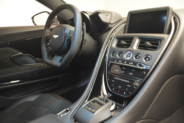 Used 2019 Aston Martin DBS Superleggera Coupe for sale Sold at Aston Martin of Greenwich in Greenwich CT 06830 21