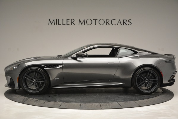 Used 2019 Aston Martin DBS Superleggera Coupe for sale Sold at Aston Martin of Greenwich in Greenwich CT 06830 3